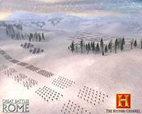 History Channel: Great Battles of Rome for PSP