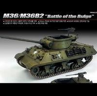 "Academy 1/35 M36/M36B2 ""Battle Of The Bulge"" Scale Model Kit"