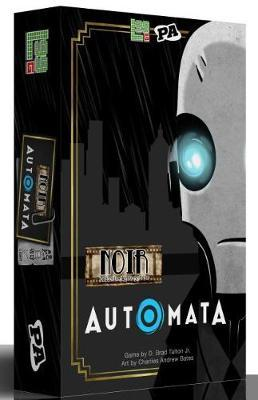 Automata NOIR - Card Game