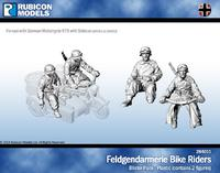 Rubicon Feldgendarmerie Bike Crew