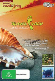 Travel Wild (3 Disc Set) on DVD image