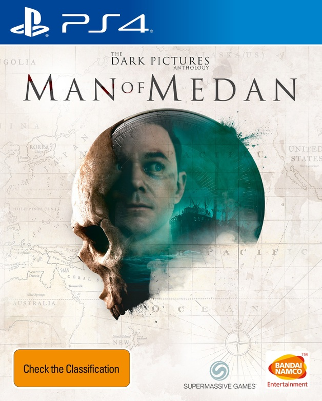 The Dark Pictures Anthology - Man Of Medan for PS4