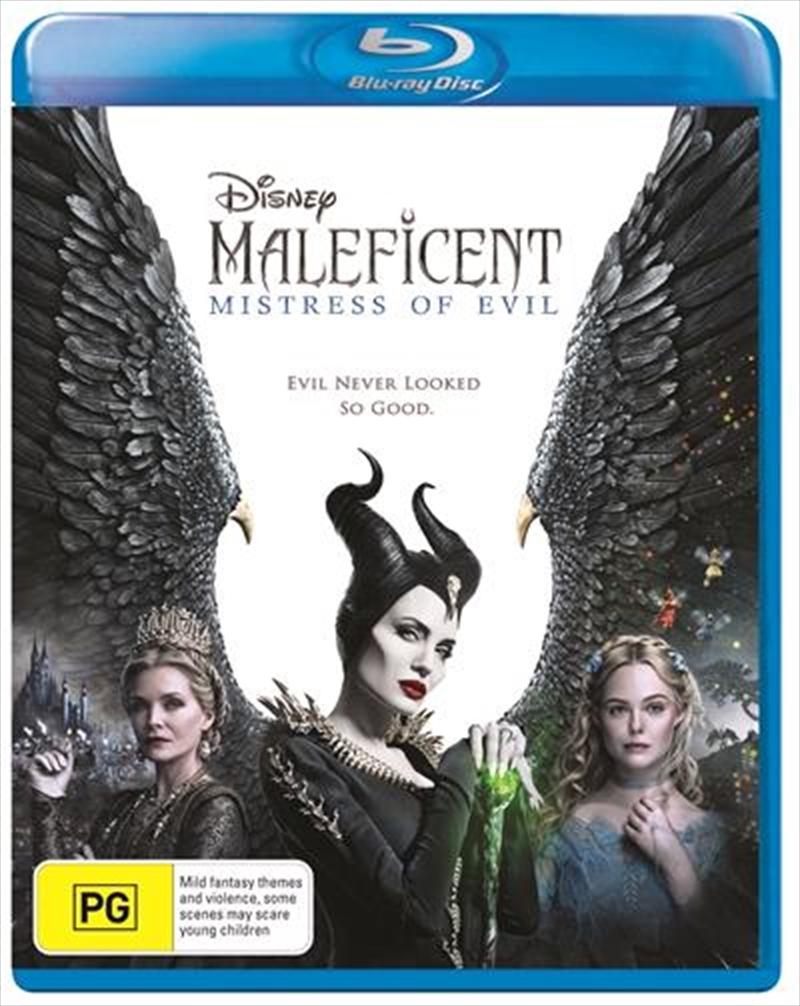 Maleficent: Mistress of Evil on Blu-ray image