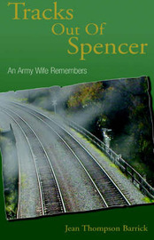 Tracks Out of Spencer by Jean Thompson Barrick image