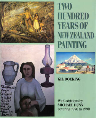 200 Years of New Zealand Painting by Gil Docking image