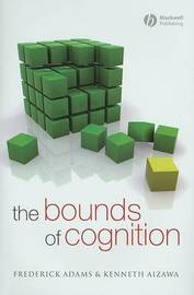 The Bounds of Cognition by Frederick Adams image
