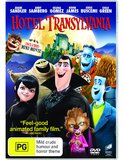 Hotel Transylvania on DVD
