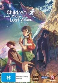 Children Who Chase Lost Voices on DVD