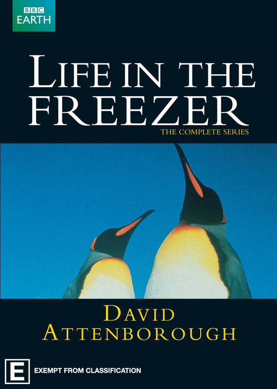 Life in the Freezer on DVD