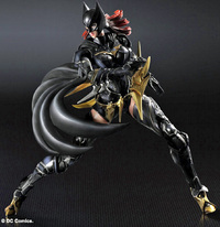"Batman Play Arts Kai Batgirl Limited Variant 10.5"" Action Figure"