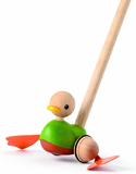 Plan Toys - Push Along Duck
