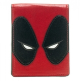Marvel Deadpool Mask Bi-Fold Wallet