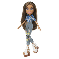 Bratz: Hello My Name Is Doll - Yasmin