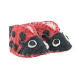 Woolie Slippers - Ladybug