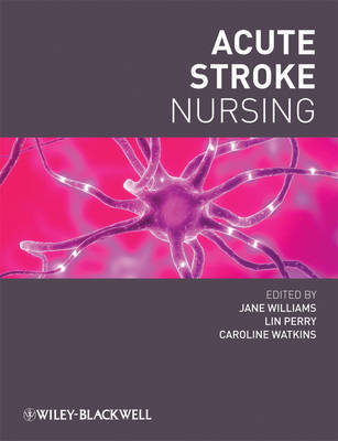 Acute Stroke Nursing image