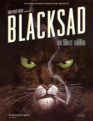 Blacksad by Juan Diaz Canales