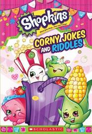Corny Jokes and Riddles! by Scholastic