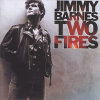 Two Fires - (Purple Vinyl Edition) by Jimmy Barnes image