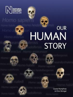 Our Human Story by Louise Humphrey image