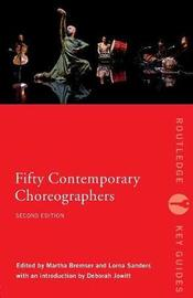 Fifty Contemporary Choreographers image