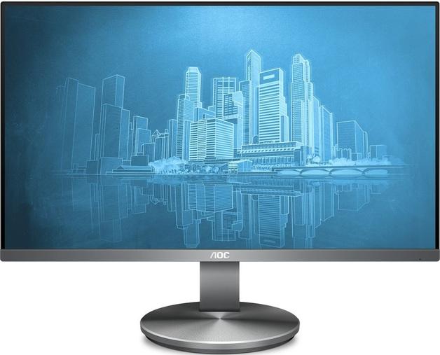 """27"""" AOC FHD Ergonomic Professional Monitor"""
