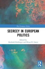 Secrecy in European Politics
