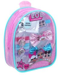 LOL Surprise: Hair Accessory - Backpack Set