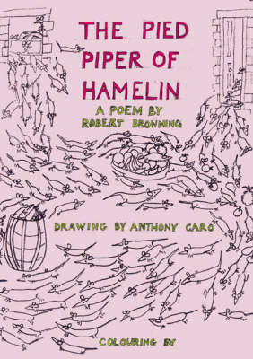 Pied Piper of Hamelin by Robert Browning image