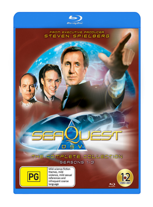 Seaquest DSV: The Complete Collection on Blu-ray