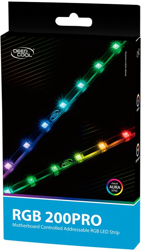 Deepcool RGB 200 Pro ARGB LED Strip Kit