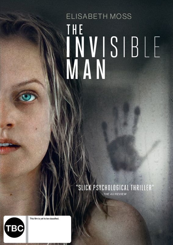 The Invisible Man on DVD
