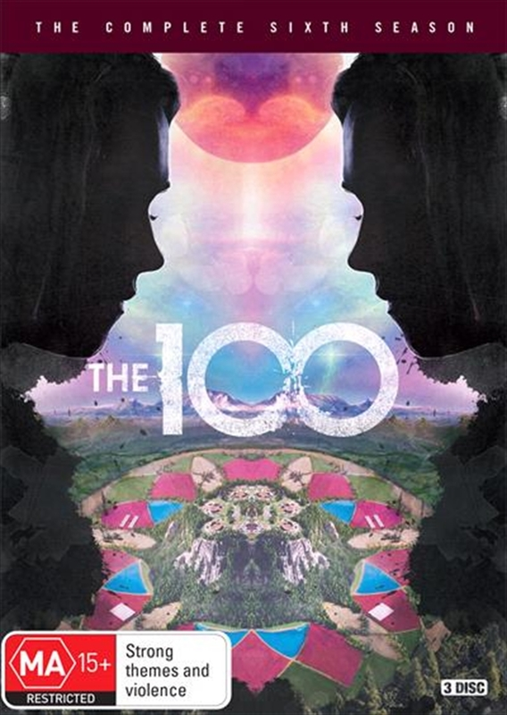 The 100 - The Complete Sixth Season on DVD