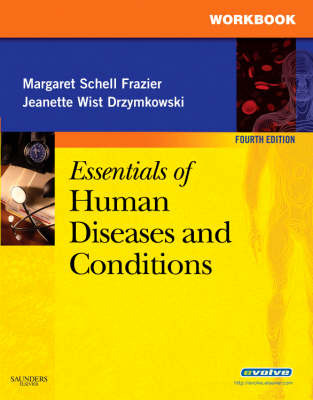 Workbook for Essentials of Human Diseases and Conditions by Margaret Schell Frazier image
