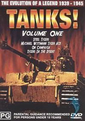Tanks Vol 1 on DVD
