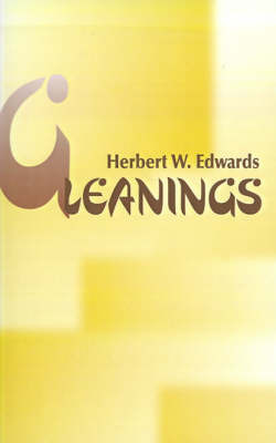 Gleanings by Herbert W. Edwards image
