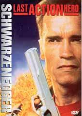Last Action Hero on DVD