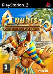 Anubis: Curse Of The Pharoah for PS2