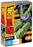 Dragon Ball Z - Season 5 DVD