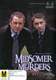 Midsomer Murders - Seasons 4-6 DVD