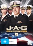 JAG: Judge Advocate General - The 9th Season DVD