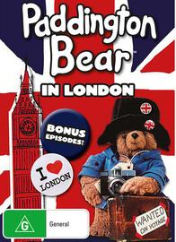 Paddington Bear in London on DVD