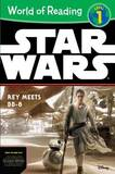 World of Reading Star Wars the Force Awakens: Rey Meets BB-8: Level 1 by Disney Book Group