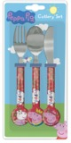 Peppa Pig - Once Upon A Time Cutlery Set