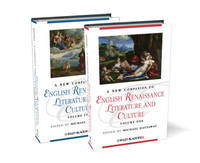 A New Companion to English Renaissance Literature and Culture image