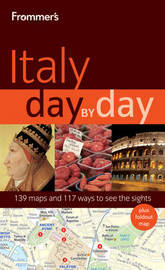 Frommer's Italy Day by Day by Sylvie Hogg image