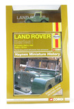 Corgi Haynes - Land Rover Series 1 Book and Die Cast Vehicle Gift Set