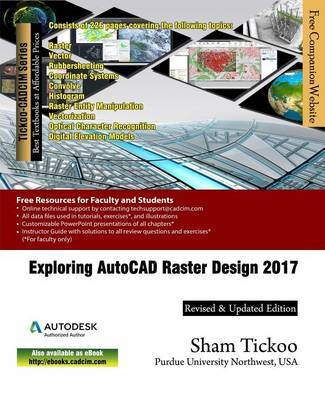 Exploring AutoCAD Raster Design 2017 by Prof Sham Purdue University Northwest image