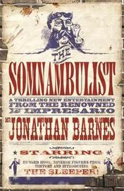 The Somnambulist by Jonathan Barnes image