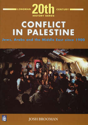 Conflict in Palestine by Josh Brooman image