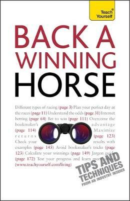 Back a Winning Horse by Belinda Levez image